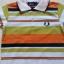 Fred Perry : เสื้อคอปก ลายริ้วเหลือง-ส้ม ผ้านิ่มค่ะ Size : 1-2y / 2-4y / 4-6y thumbnail 2
