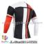 เสื้อจักรยานแขนยาวทีม Giant 14 สีขาวแดงดำ thumbnail 2