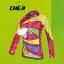 เสื้อจักรยานผู้หญิงแขนยาว CheJi สีชมพูลายเหลือง สั่งจอง (Pre-order) thumbnail 1