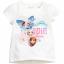 H&M : เสื้อยืดสกรีนลาย Frozen สีขาว (งานช้อป) size : 1-2y / 2-4y thumbnail 1