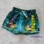 H&M กางเกงผ้ามัน สีเขียว ลาย batman thumbnail 1