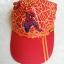 หมวก ลาย สไปเดอร์แมน สีส้ม thumbnail 1