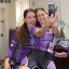 ชุดจักรยานผู้หญิงแขนสั้นขาสั้น Shutt 16 (01) สีม่วง สั่งจอง (Pre-order) thumbnail 3