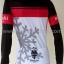 ชุดจักรยานแขนยาวขายาว Bianchi (02) สีขาวดำชมพู thumbnail 7