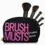 เซ็ตแปรง Brush Musts Sivana Scret 5 ชิ้น thumbnail 1