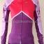 ชุดจักรยานแขนยาวขายาว Castelli 16 (02) สีชมพูม่วง thumbnail 6
