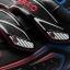 รองเท้าจักรยานเสือหมอบ TIEBAO รุ่น TB36-B1409 สีดำลายธงชาติสหรัฐอเมริกา thumbnail 7