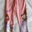 H&M : เลคกิ้งสกรีนลายเจ้าหญิงโซเฟีย สีโอรสลายจุด size : 1-.5-2y / 10-12y / 12-14y thumbnail 1