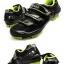 รองเท้าจักรยานเสือภูเขา TIEBAO รุ่น TB15-B1255 สีดำเขียว thumbnail 4