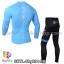 ชุดจักรยานแขนยาวทีม Sky 14 สีฟ้า thumbnail 2