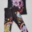 Set เสื้อสีดำ Pony + เลกกิ้ง ดำ size : 2-4y / 10-12y thumbnail 1