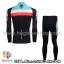 ชุดจักรยานแขนยาวทีม Bianchi 13 (01) สีดำเขียวขาวแดง สั่งจอง (Pre-order) thumbnail 2
