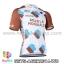 เสื้อจักรยานแขนสั้นทีม AG2RLA Mondiale 2014 สีขาวน้ำตาล สั่งจอง (Pre-order) thumbnail 1