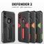 เคสมือถือ Apple iPhone X รุ่น Defender II Case thumbnail 1