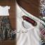 ชุดเซ็ทเสื้อ กระโปรงเซ็ทสวยๆ ลุคสาวโบฮีเมียน thumbnail 5