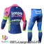 ชุดจักรยานแขนยาวทีม Lampre 14 สีชมพูน้ำเงิน สั่งจอง (Pre-order) thumbnail 2