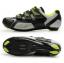 รองเท้าจักรยานเสือหมอบ TIEBAO รุ่น TB02-B943 สีเขียวเทาดำ thumbnail 2