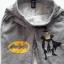 GAP : กางเกงขาจั๊ม สีเทา สกรีนลาย BATMAN Size : 2 / 12 / 14 thumbnail 2