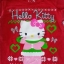 Hello Kitty : เสื้อยืดแขนยาวสีแดง ลาย คริสมาสต์ Hello Kitty สีแดง size 4T (3y) thumbnail 2
