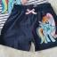 H&M : Set Pony เสื้อกล้ามลายขวาง+กางเกงขาสั้น (งานป้ายผิด) size : 6-8y / 8-10y thumbnail 2