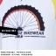 เสื้อจักรยานเด็กแขนสั้นขาสั้น CheJi สีขาวแดงเหลือง thumbnail 12
