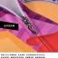 ชุดจักรยานเด็กแขนสั้นขาสั้น CheJi สีม่วง thumbnail 15