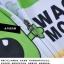 ชุดจักรยานเด็กแขนสั้นขาสั้น CheJi สีเขียวลาย Monster thumbnail 22