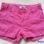 Old navy : กางเกงขาสั้น สีชมพู (มีสายปรับเอว) Size : 10y thumbnail 1