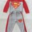Carter's : Set เสื้อแขนยาว+กางเกงขายาว ลาย Superman สีแดง เนื้อผ้า นิ่ม ไม่หนามาก Size : 1y / 4y / 5y / 8y thumbnail 1