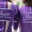 ชุดจักรยานผู้หญิงแขนสั้นขาสั้น Shutt 16 (01) สีม่วง สั่งจอง (Pre-order) thumbnail 2