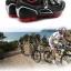 รองเท้าจักรยานเสือภูเขา TIEBAO รุ่น TB15-B1235 สีส้มเหลือง thumbnail 4