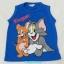 H&M : เสื้อกล้าม Tom&Jerry สีน้ำเงิน size : 2-4y / 6-8y thumbnail 1
