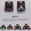 คลีทติดรองเท้าจักรยานเสือหมอบ TIEBAO สีดำแดง (ทรงยาว) thumbnail 3