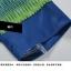 ชุดจักรยานผู้หญิงแขนสั้นขาสั้น CheJi 14 (14) สีน้ำเงินลายเขียว สั่งจอง (Pre-order) thumbnail 15