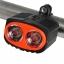 ไฟหน้าจักรยาน Super Bright รุ่น TD-516A สีดำส้ม thumbnail 1