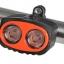 ไฟหน้าจักรยาน Super Bright รุ่น TD-516A สีดำส้ม thumbnail 3