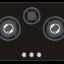 เตาแก๊ส Tecnogas รุ่นTNP HB SOMI 3073 GB thumbnail 1