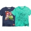 H&M : เสื้อยืด สกรีนลาย Avenger สีเขียว size : 1-2y thumbnail 2
