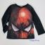 H&M : เสื้อแขนยาว สกรีนลาย Spiderman สีดำ size : 1-2y / 10-12y thumbnail 1