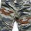 Carter's : กางเกงขายาว ลายพราง ทหาร เอวยางยืด size 3m thumbnail 2
