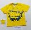 ME : เสื้อยืดสกรีน ลายมินเนียน สีเหลือง ( Kevin ) Size : S / L thumbnail 1
