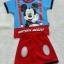 Disney : set เสื้อ+กางเกง ลายมิกกี้เมาส์ thumbnail 1