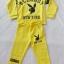Carter's : Set เสื้อแขนยาว+กางเกงขายาว ลาย Blue Boy สีเหลือง เนื้อผ้า นิ่ม ไม่หนามาก Size : 2y thumbnail 1