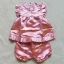ชุดจีนเด็กหญิง พร้อมกางเกงขาสั้น สีชมพู Size : L ( 1.5-2y ) thumbnail 1