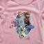 H&M : เสื้อยืดสกรีนลายเจ้าหญิงแอนนา เอลซ่า สีชมพู size : 6-8y / 10-12y thumbnail 2