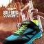 รองเท้าจักรยานเสือภูเขาแบบผ้าใบ TIEBAO รุ่น TB22-B1406 สีดำเทาส้ม thumbnail 3