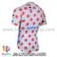เสื้อจักรยานแขนสั้นทีม Le tour de france 2014 สีขาวลายจุดแดง สั่งจอง (Pre-order) thumbnail 2