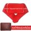 พร้อมส่ง warming waist belt เข็มขัดรัดเอว กำมะหยี่ แดง พร้อมถุงน้ำร้อนไฟฟ้าเกรดพรีเมี่ยม thumbnail 1