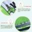 เสื้อจักรยานเด็กแขนสั้น CheJi สีเขียวลาย Monster thumbnail 8