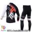 ชุดจักรยานแขนยาวทีม Castelli 14 สีดำลายขาวแดงเทา สั่งจอง (Pre-order) thumbnail 2